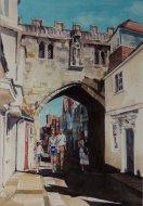 n-gate-painting